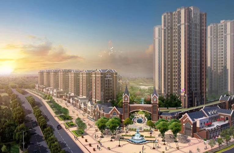 重庆江津·锦绣新城一期