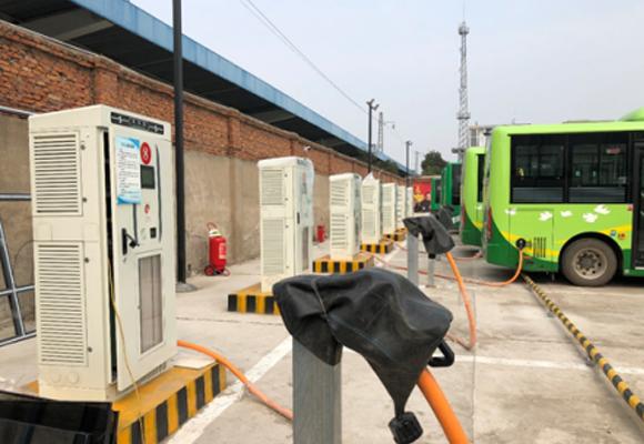 许昌公交充电站