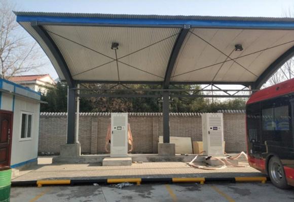 洛阳市公共交通集团有限公司充电站