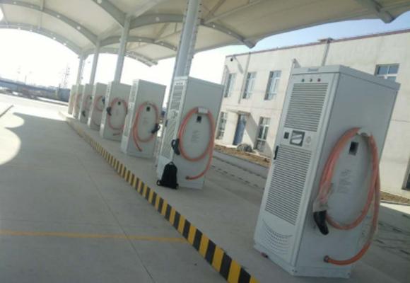唐山公交充电站