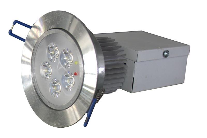 PW-ZLJD-E5W/Q型5W筒灯