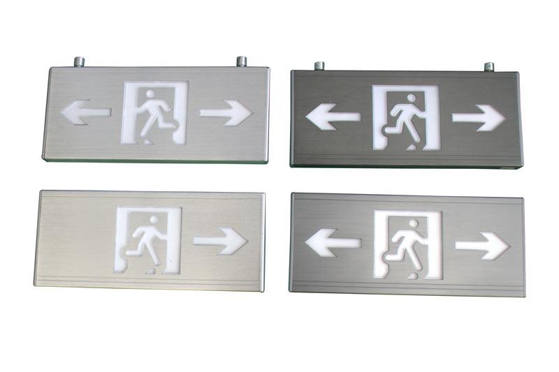 PW-BLJD-I2LRE1W/BL型双面标志灯