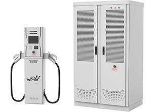 贵州360KW分体式直流充电桩